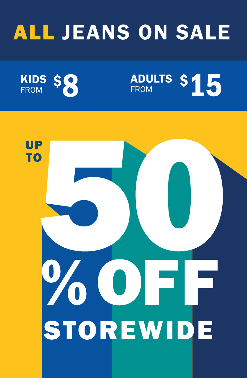50 Old Navy ~ Miracle Mile Shopping Center