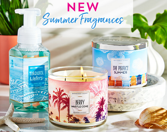Smell the Summer!