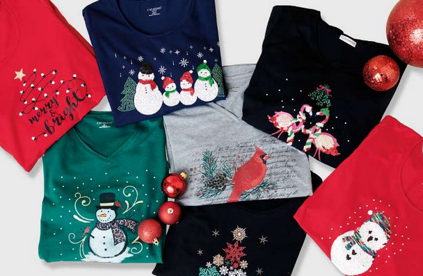 Holiday Top Sale