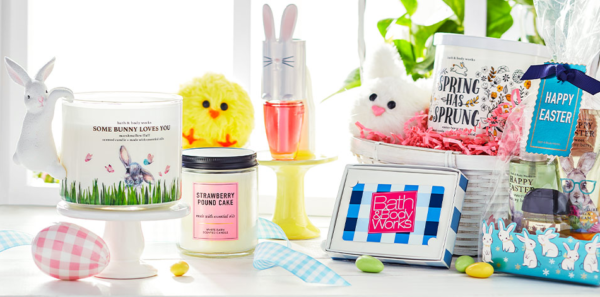 Easter Gift display
