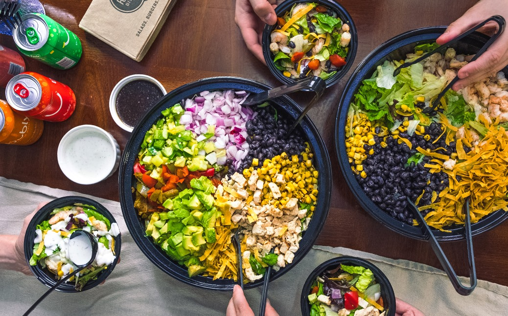 Introducing Salads to Share