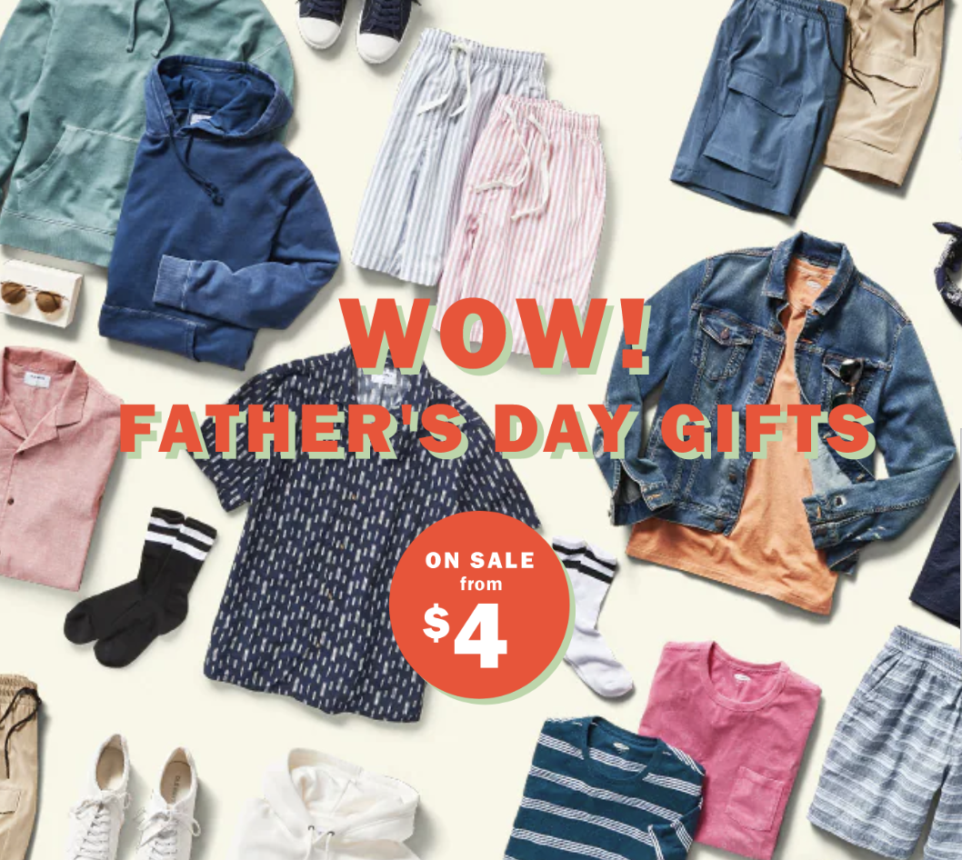 WOW — Father's Day Gifts