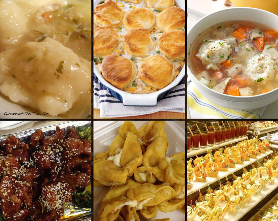Try Our Chinese Food Buffet